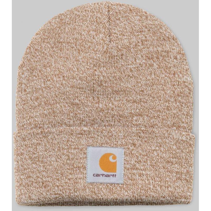 Béžová zimní čepice Carhartt WIP - univerzální velikost