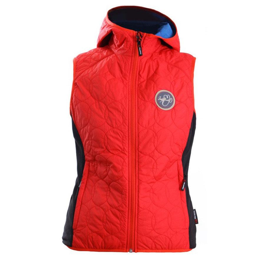 Červená dámská vesta NorthFinder