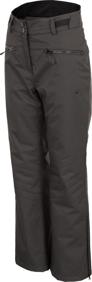 Černé dámské lyžařské kalhoty 4F