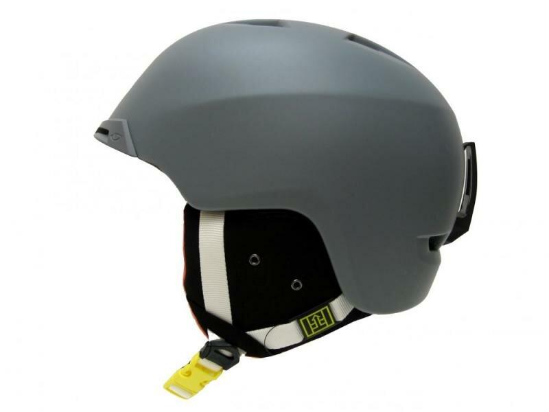 Šedá dámská lyžařská helma Giro - velikost 52-55,5 cm