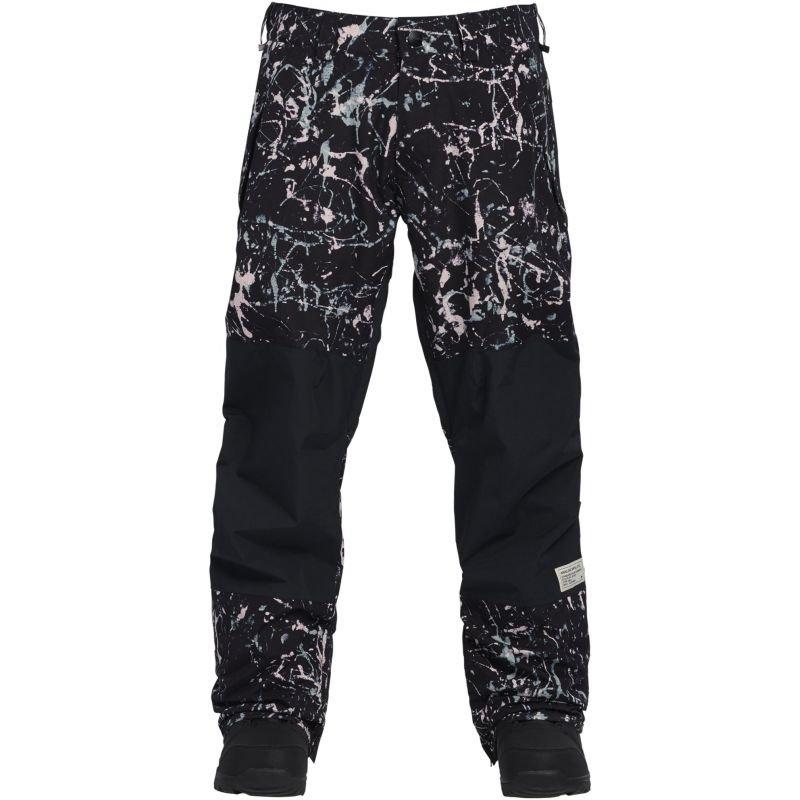 Černé pánské snowboardové kalhoty Analog - velikost L