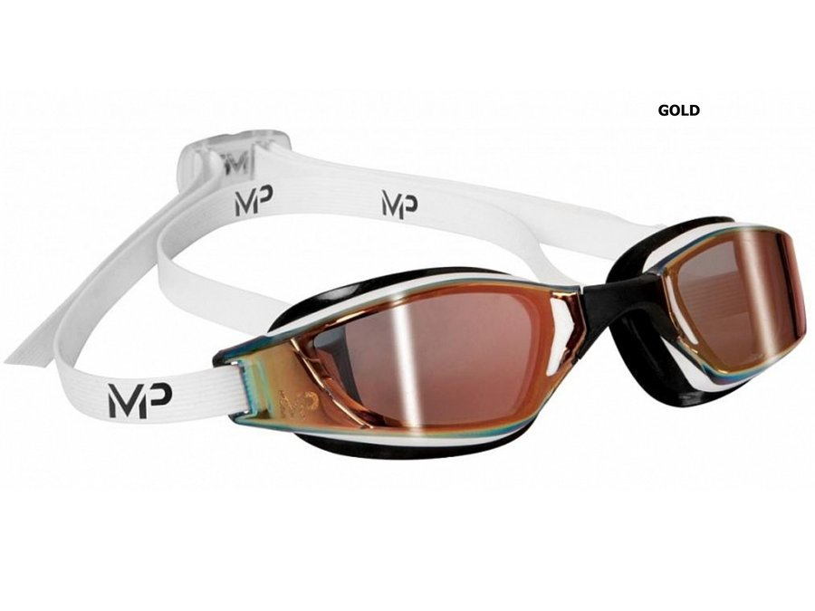 Bílé plavecké brýle Michael Phelps Xceed, Aqua Sphere