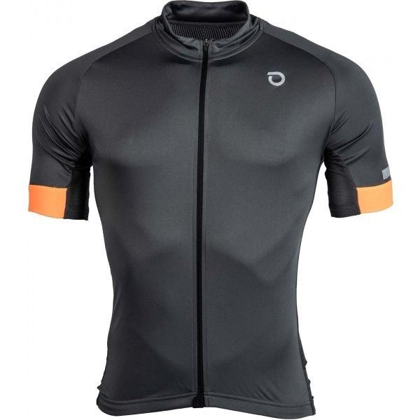 Šedý pánský cyklistický dres Briko