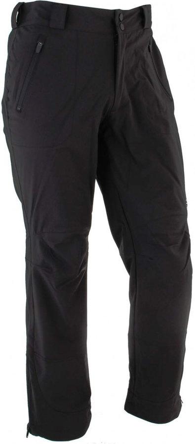 Černé pánské kalhoty Axon