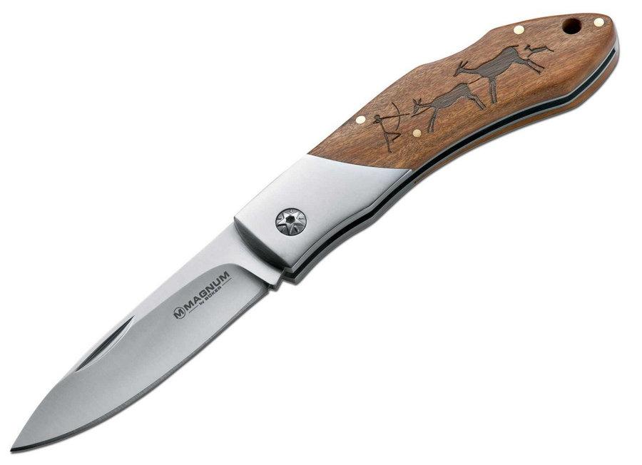 Nůž - Boker Nůž Böker Magnum Caveman Steel