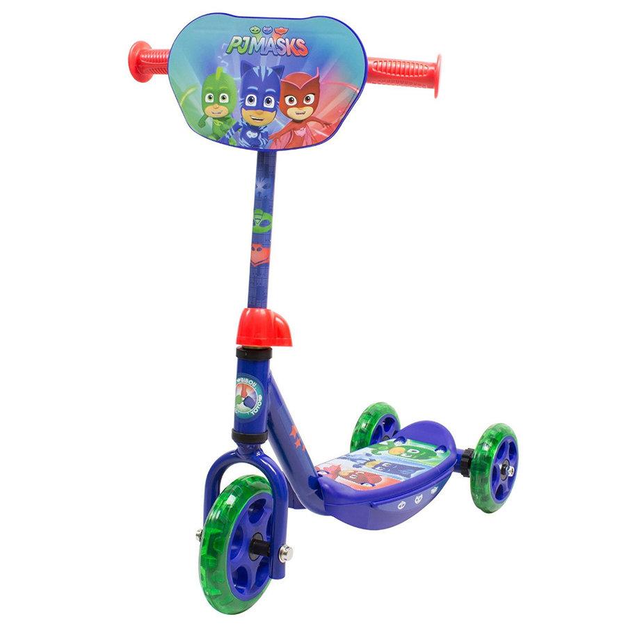 Modrá dětská trojkoloběžka Tri Scooter - nosnost 20 kg