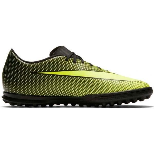 Černo-žluté pánské kopačky turfy Nike