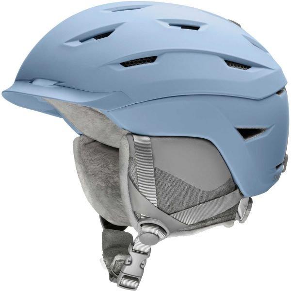 Modrá dámská lyžařská helma Smith