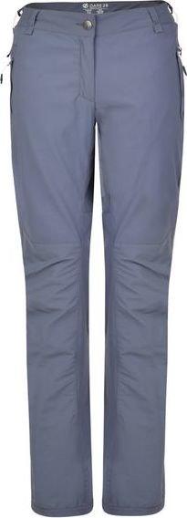Šedé dámské turistické kalhoty Dare 2b - velikost 36