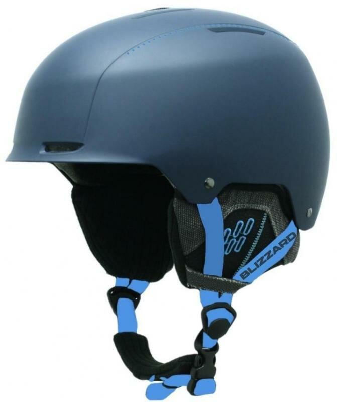 Modrá lyžařská helma Blizzard - velikost 55-59 cm