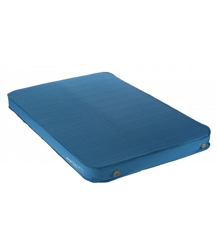 Modrá samonafukovací karimatka pro 2 osoby Vango - tloušťka 15 cm