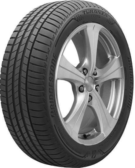 Letní pneumatika Bridgestone - velikost 215/60 R17