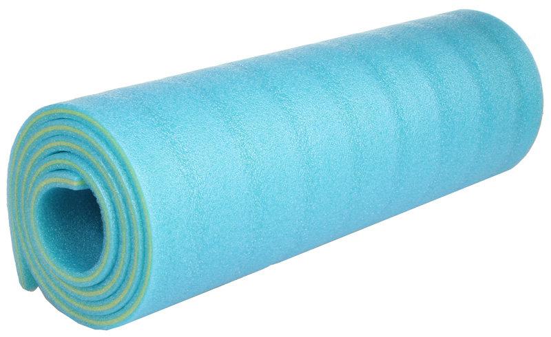 Různobarevná karimatka Merco - tloušťka 1,2 cm