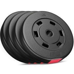Cementový kotouč na činky Hop-Sport - 5 kg
