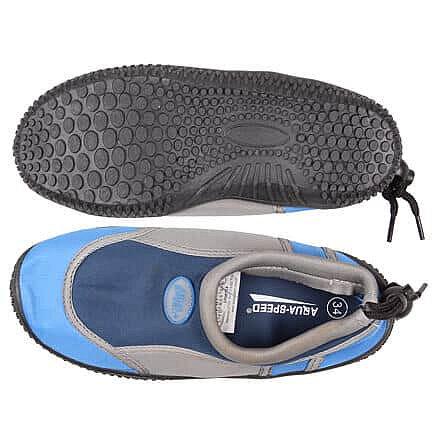 Modro-šedé dětské boty do vody Jadran 21, Aqua-Speed - velikost 32 EU