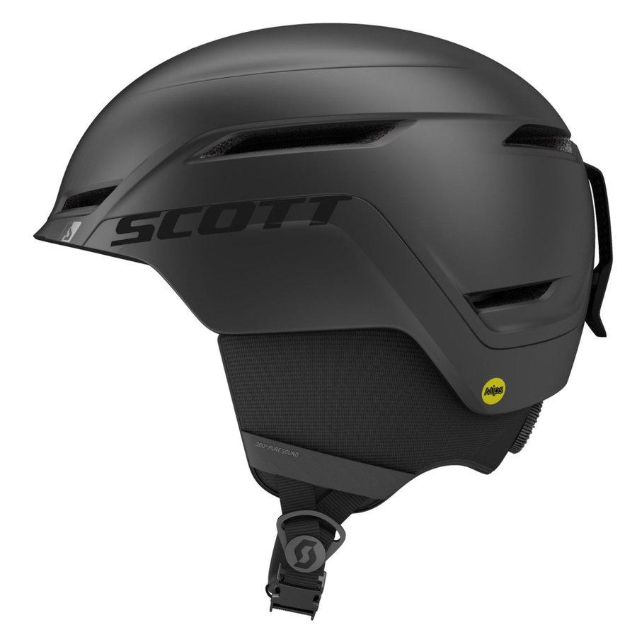 Černá dámská lyžařská helma Scott - velikost 55-59 cm