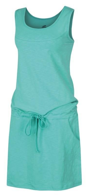 Modré dámské šaty Hannah - velikost 36