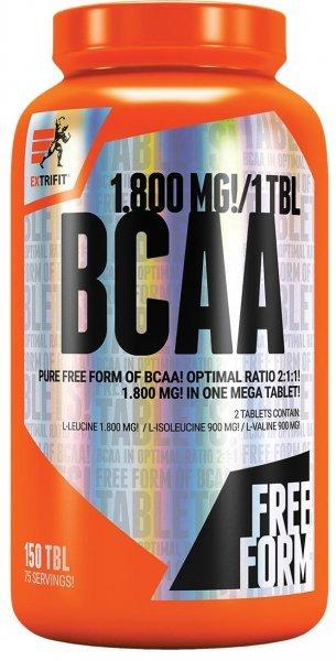 BCAA - BCAA 1800 - Extrifit 150 tbl.