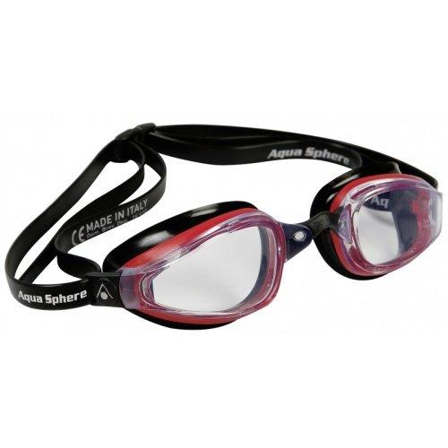 Červené plavecké brýle K180, Michael Phelps