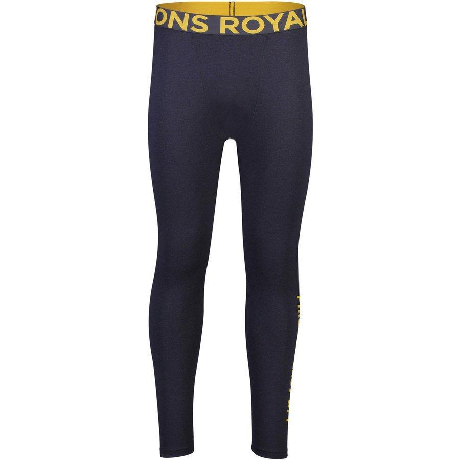 Černé pánské funkční kalhoty Mons Royale - velikost XL