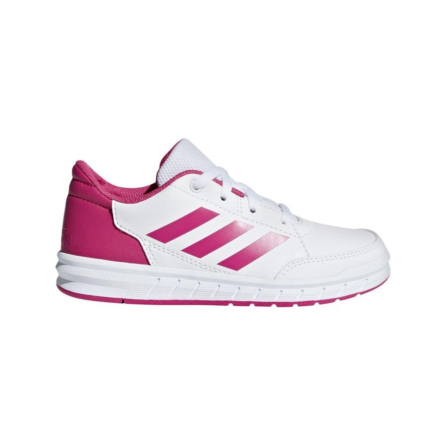 Bílé dětské tenisky Adidas - velikost 28 EU