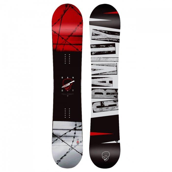 Snowboard bez vázání Gravity