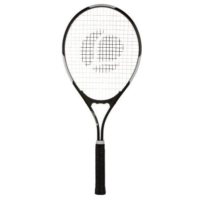 Černá tenisová raketa Artengo