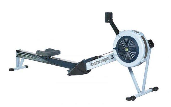 Veslovací trenažér D PM5, Concept2 - nosnost 227 kg