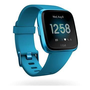 Modré chytré pánské hodinky Versa Lite, Fitbit
