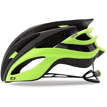 Černo-žlutá cyklistická helma Giro - velikost M
