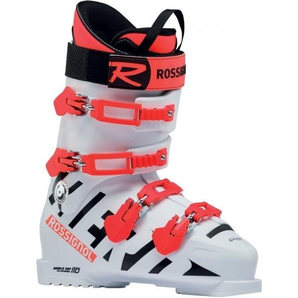 Bílé pánské lyžařské boty Rossignol