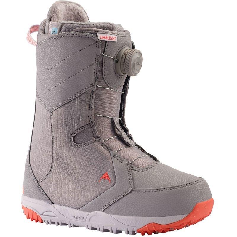Šedé dámské boty na snowboard Burton