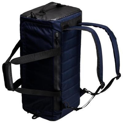 Modrá sportovní taška Domyos - objem 40 l