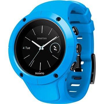 Modré chytré hodinky Spartan Trainer Wrist HR, Suunto