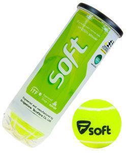 Tenisový míček Mini Tennis, Tecnifibre - 3 ks