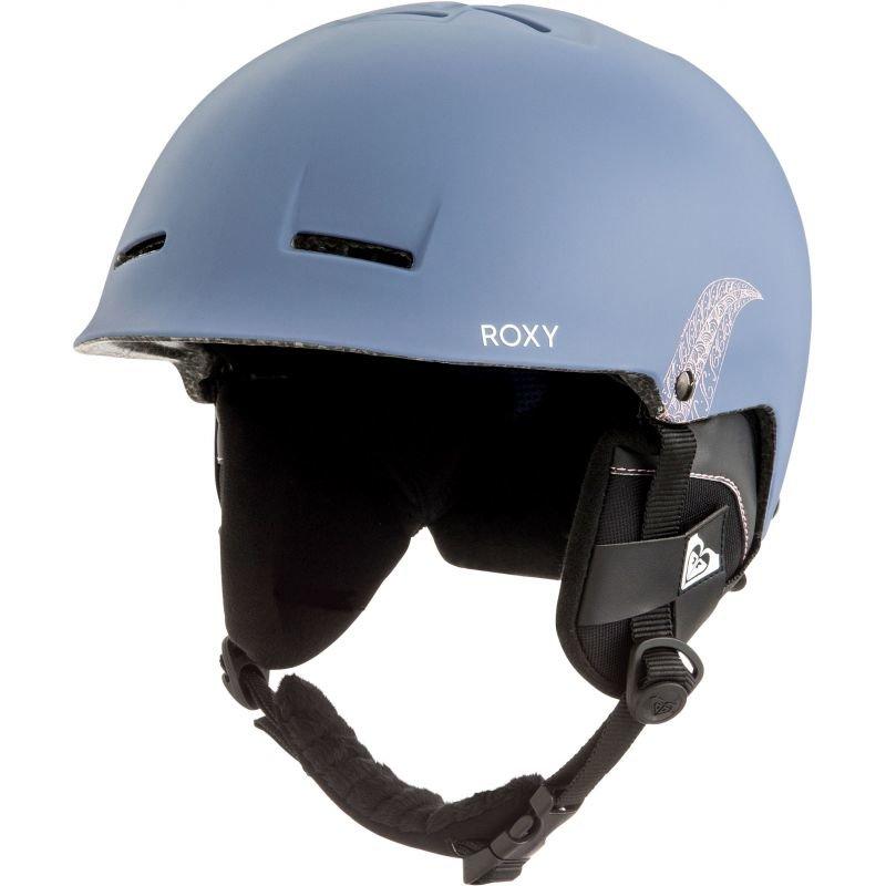 Modrá dámská lyžařská helma Roxy - velikost 58 cm