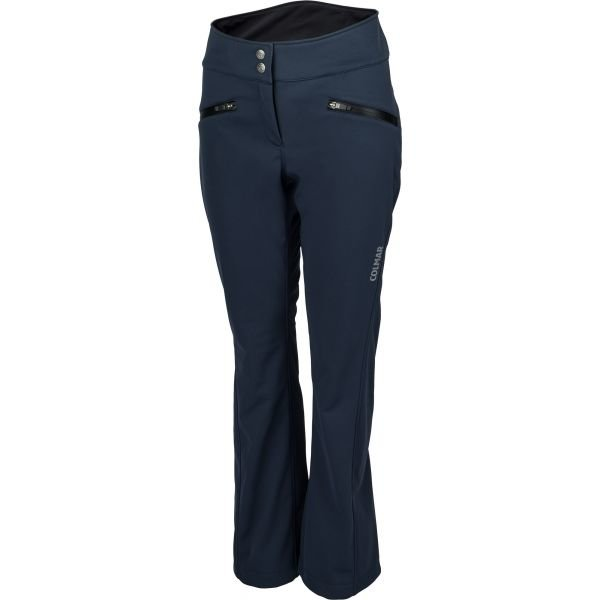 Modré softshellové dámské kalhoty Colmar - velikost 36