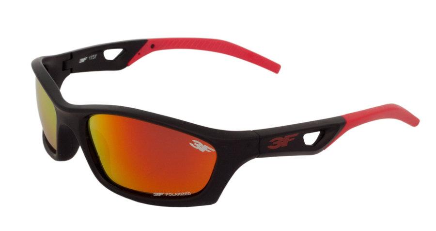 Polarizační brýle - Dětské brýle 3F Verso Barva obrouček: černá/červená