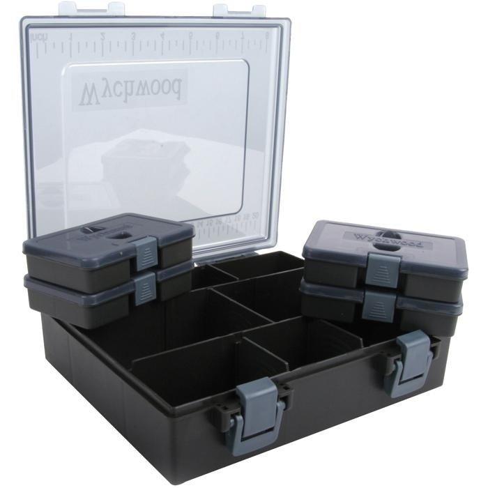 Rybářská krabička - Wychwood Krabička na příslušenství Tackle Box L Complete