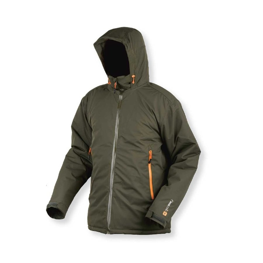 Zelená rybářská bunda ProLogic