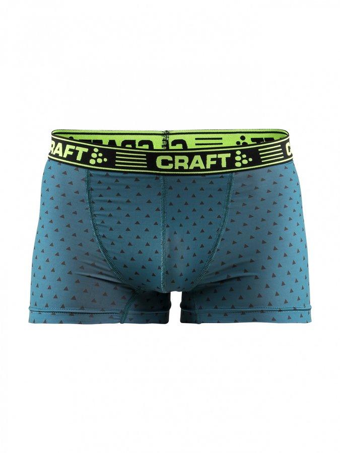 Zelené pánské boxerky Craft - velikost M