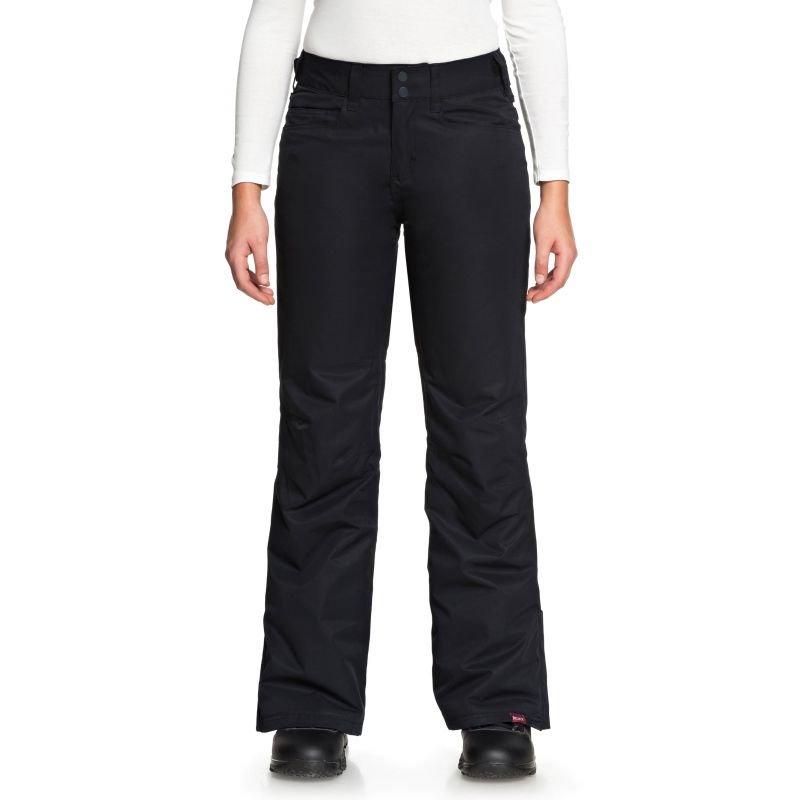 Černé dámské snowboardové kalhoty Roxy - velikost XS