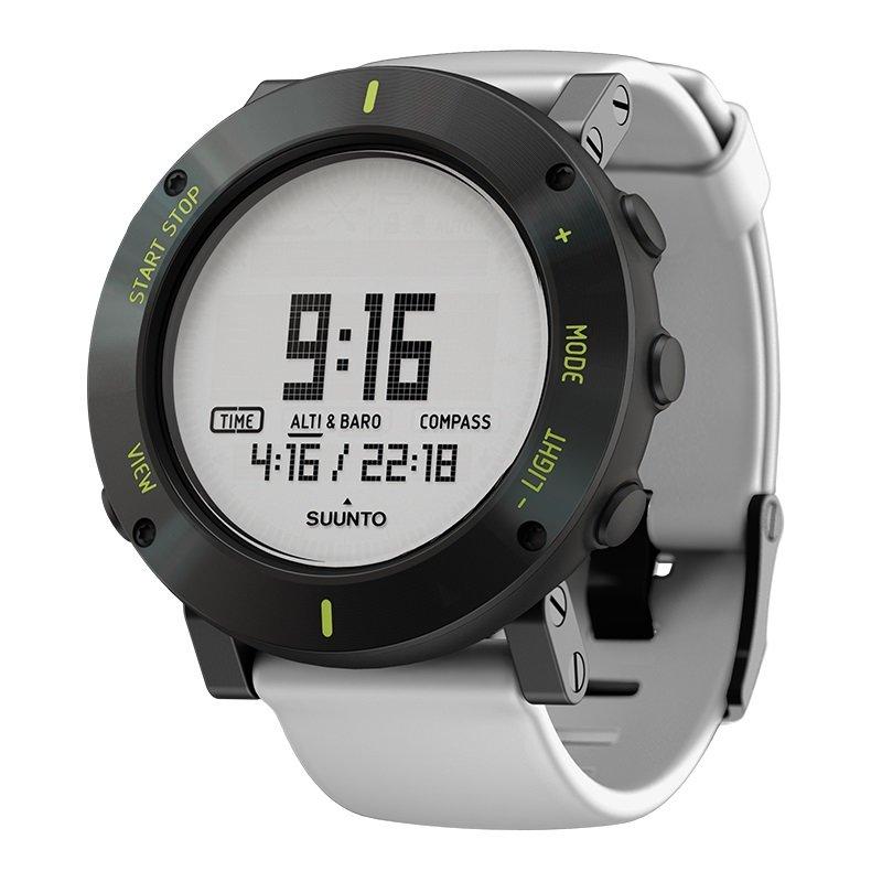 Bílé digitální hodinky CORE CRUSH, Suunto