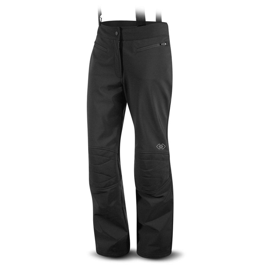 Černé pánské lyžařské kalhoty Trimm - velikost L