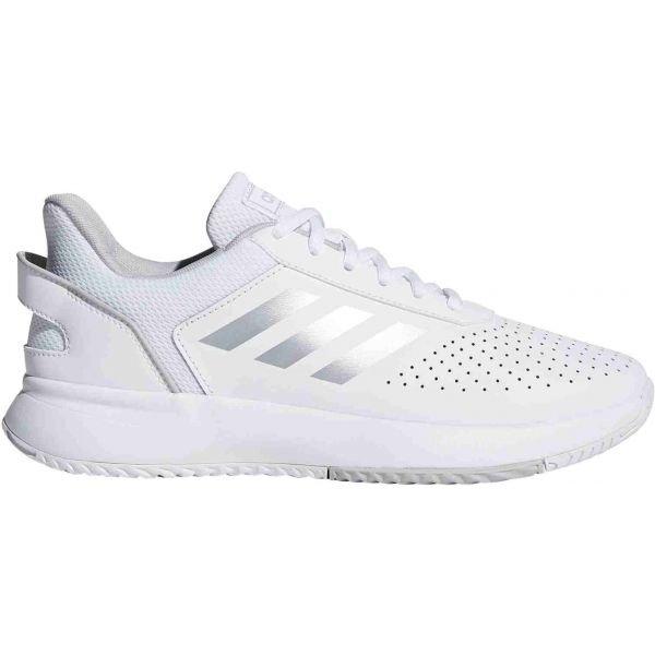 Bílá dámská tenisová obuv Adidas