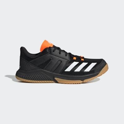 Černé boty na házenou Adidas