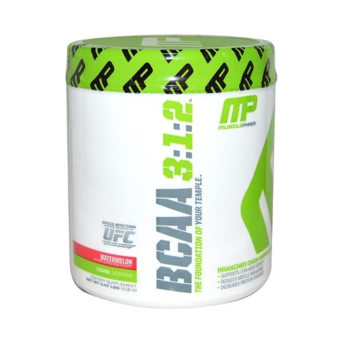 BCAA - BCAA 3:1:2 - MusclePharm