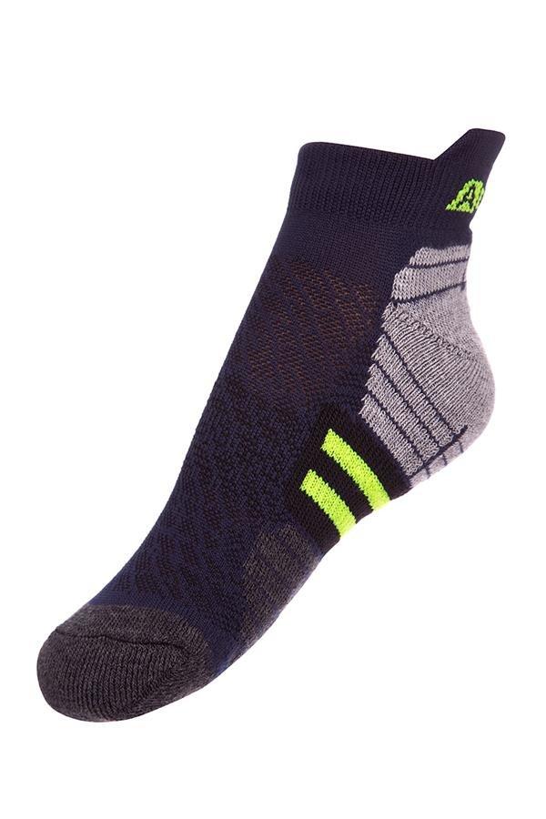 Černé dětské kotníkové ponožky Alpine Pro