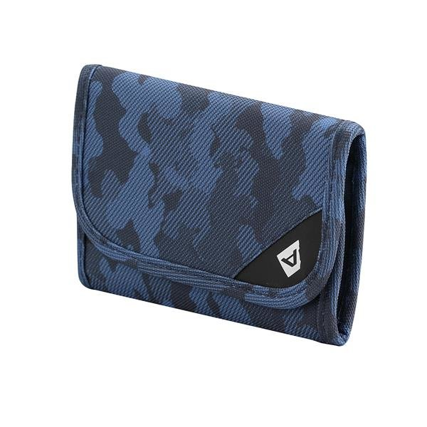 Modrá peněženka Alpine Pro
