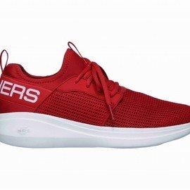 Červené pánské běžecké boty Skechers